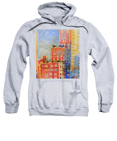 Windows In The Upper East Side Sweatshirt