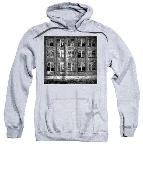Windows Of Old Claremont Sweatshirt