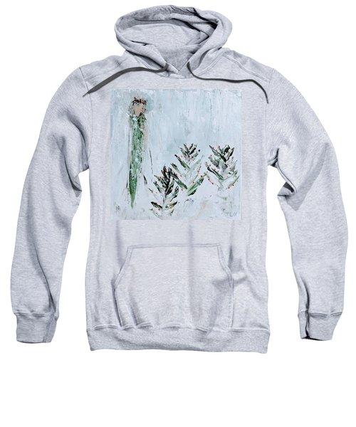 Winter Angel Sweatshirt