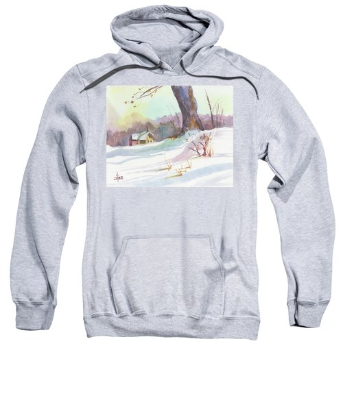 Winter Break Sweatshirt