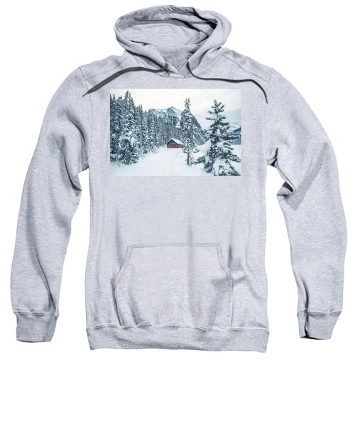 Winter Comes When You Dream Of Snow Sweatshirt