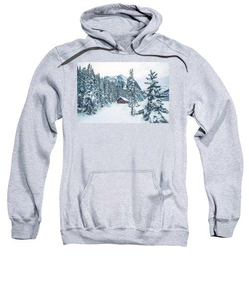 Winter Comes When You Dream Of Snow Sweatshirt