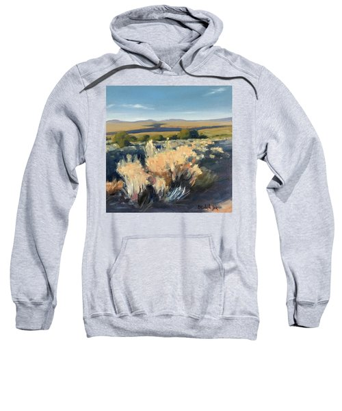 Winter Palette Sweatshirt