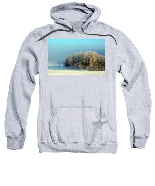 Winter's Heavy Frost Sweatshirt