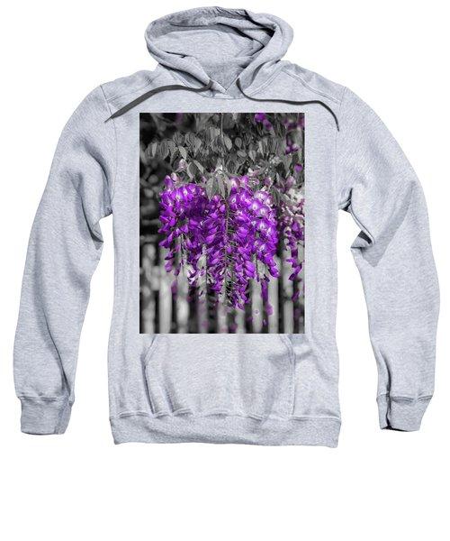 Wisteria Falling Sweatshirt