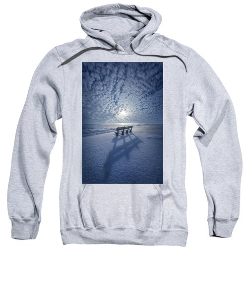 Within The Absence Are The Memories Sweatshirt