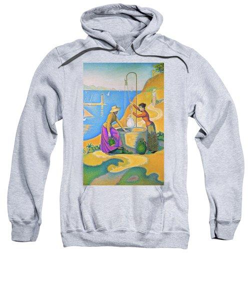 Women At The Well - Digital Remastered Edition Sweatshirt