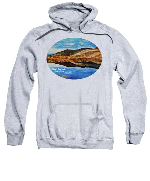 Wonderland Lake Sweatshirt