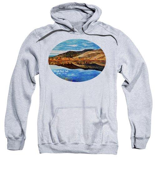 Wonderland Lake Sweatshirt