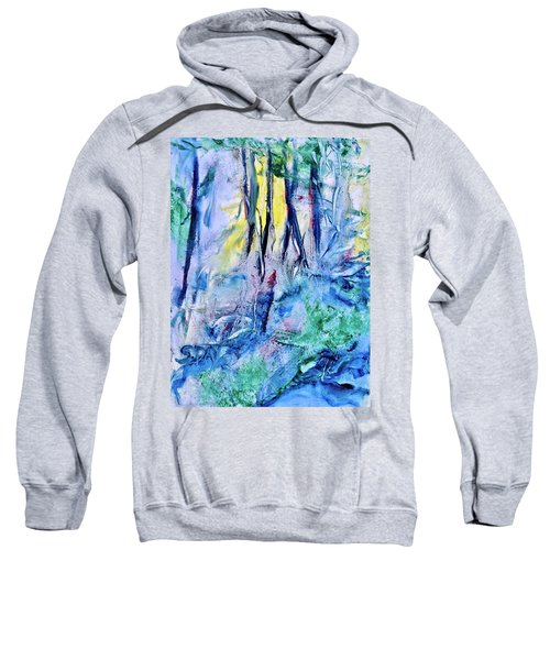 Wooded Stream Sweatshirt