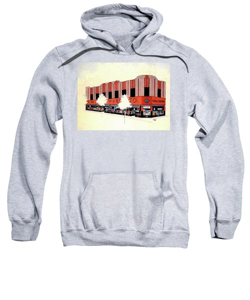 Woolworth On Market St. Sweatshirt
