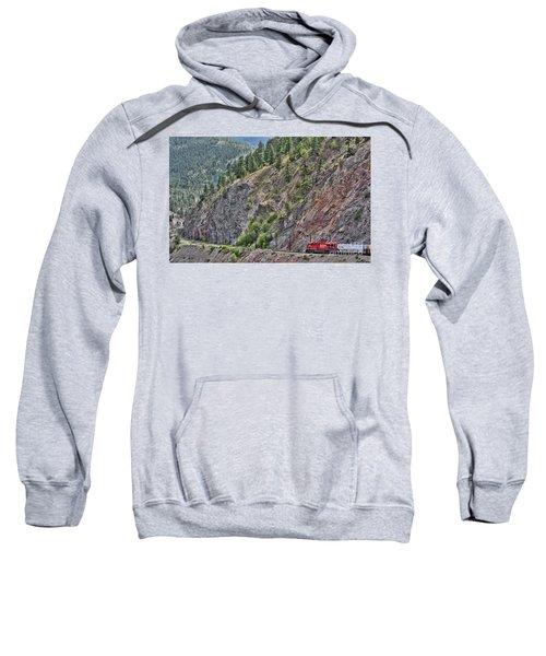 Work Tracks Sweatshirt
