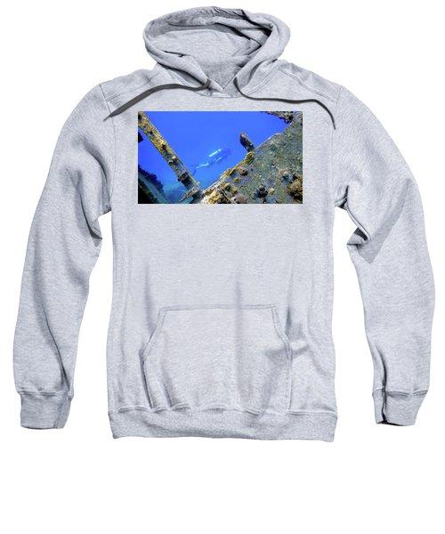 Wreck Framed Sweatshirt