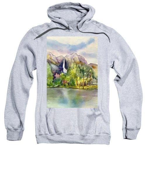 Yosemite Waterfalls Sweatshirt