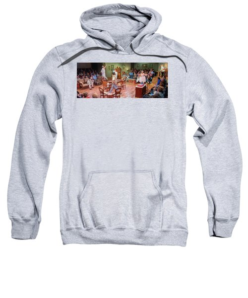You Can't Take It With You  Sweatshirt
