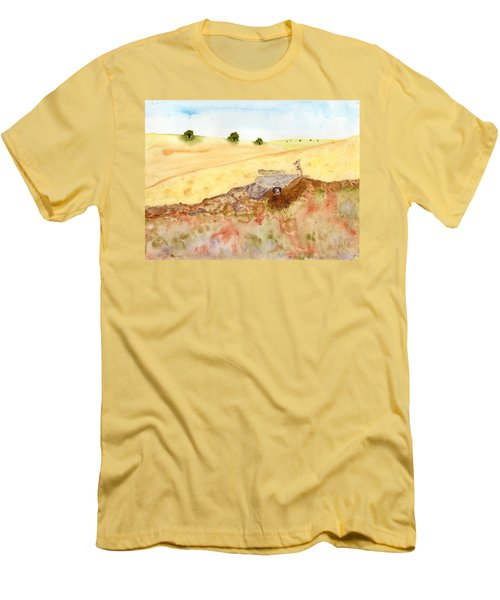 The Look Out Men's T-Shirt (Athletic Fit)