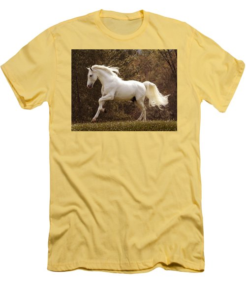 Dream Horse Men's T-Shirt (Slim Fit)