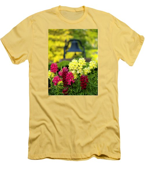 The Bell Men's T-Shirt (Athletic Fit)