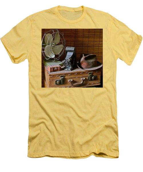 Vintage Vignette Men's T-Shirt (Athletic Fit)