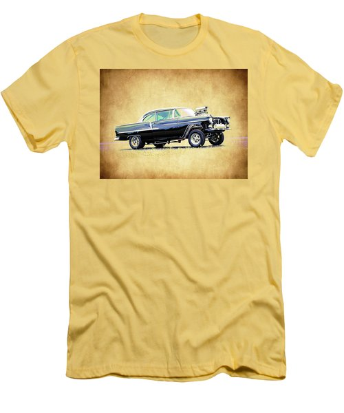 1955 Chevy Gasser Men's T-Shirt (Athletic Fit)