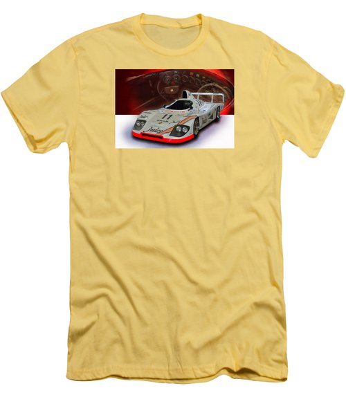 1981 Porsche 936/81 Spyder Men's T-Shirt (Athletic Fit)