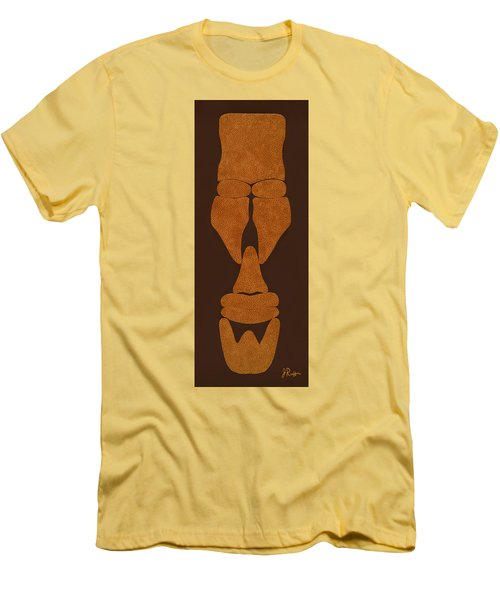 Hamite Male Men's T-Shirt (Slim Fit) by Jerry Ruffin