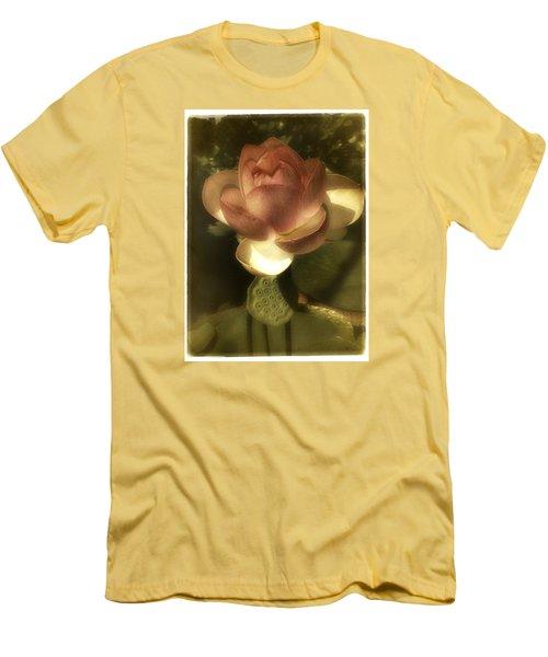 Vintage Lotus Men's T-Shirt (Slim Fit) by Richard Cummings