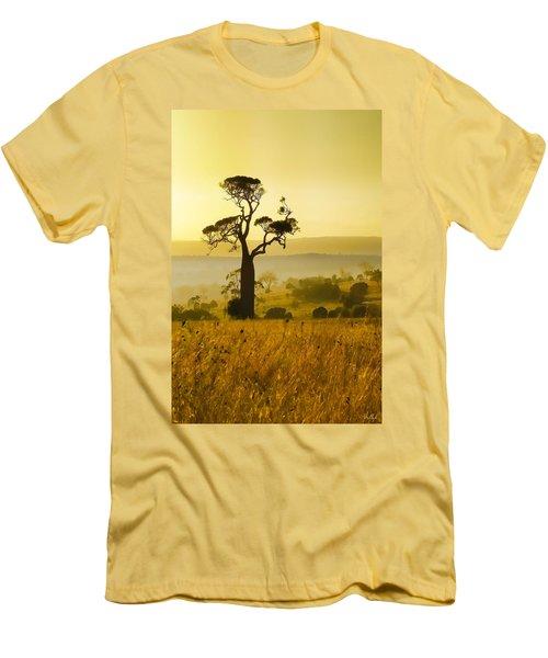A Boab Sunrise Men's T-Shirt (Athletic Fit)