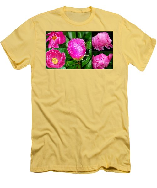 After The Rain Men's T-Shirt (Slim Fit) by Eunice Miller