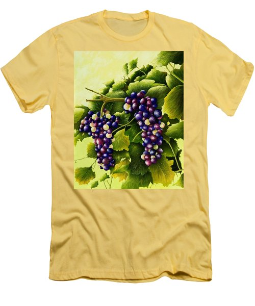Almost Harvest Time Men's T-Shirt (Athletic Fit)