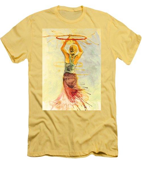 As The Sun Rises Men's T-Shirt (Athletic Fit)