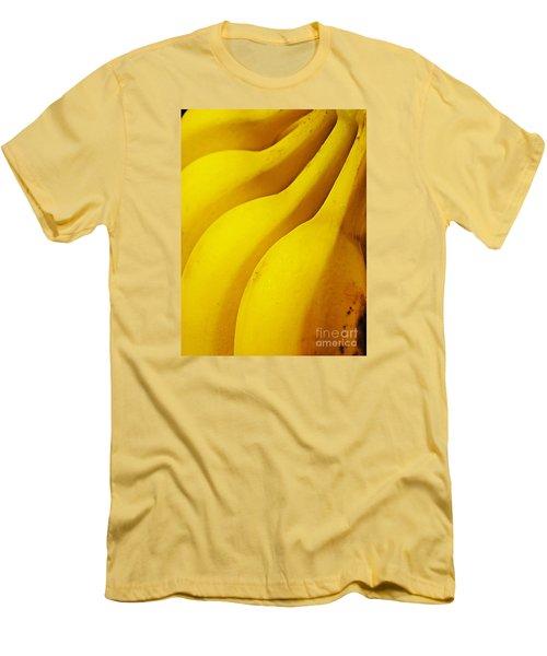 Bananas Men's T-Shirt (Slim Fit) by Sarah Loft