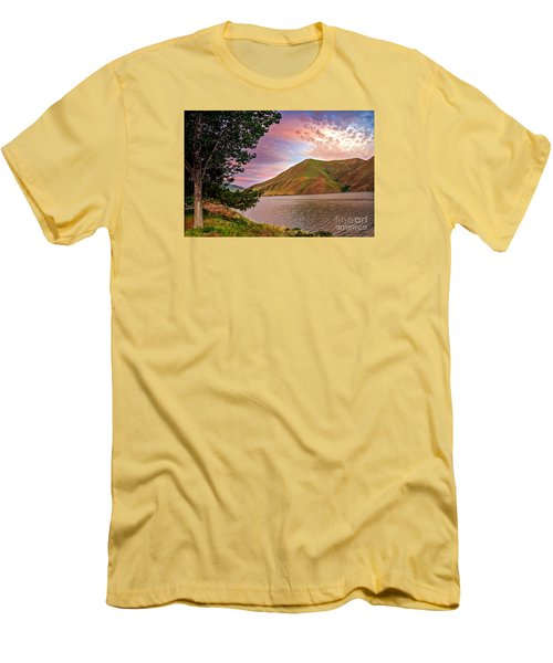 Beautiful Sunrise Men's T-Shirt (Athletic Fit)
