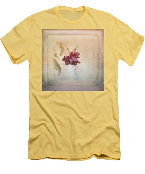 Beauty Fades Softly Framed Men's T-Shirt (Athletic Fit)