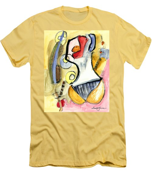 Bikini Beach Men's T-Shirt (Athletic Fit)