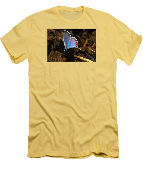 Blue Angel Men's T-Shirt (Slim Fit)