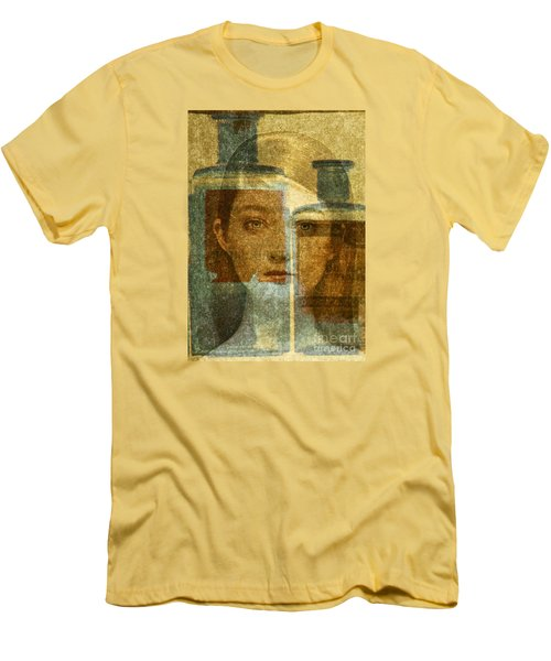 Bottled Up Men's T-Shirt (Slim Fit) by Michael Cinnamond