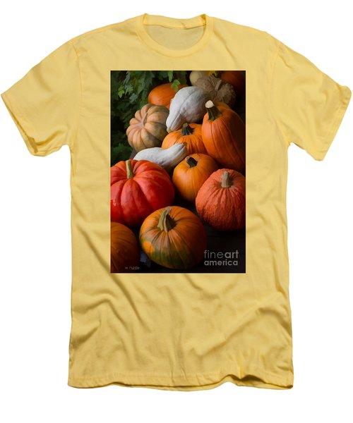 Bountiful Harvest Men's T-Shirt (Slim Fit) by Michael Flood