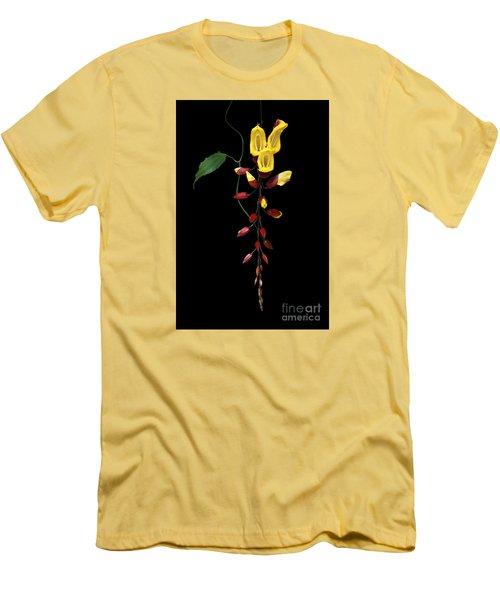 Brick And Butter Vine Men's T-Shirt (Athletic Fit)