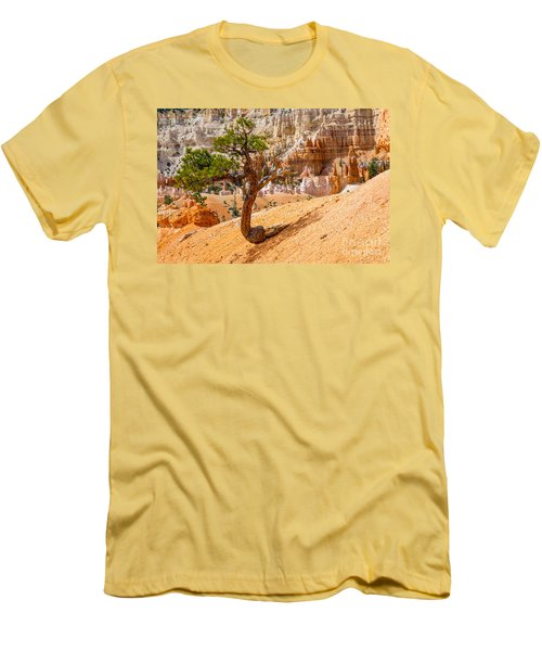 Bryce Canyon Np Men's T-Shirt (Athletic Fit)