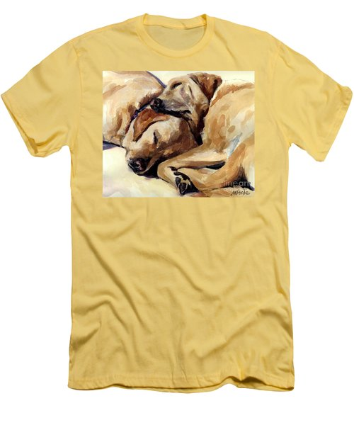 California Dreamers Men's T-Shirt (Slim Fit) by Molly Poole