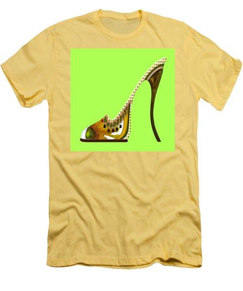 Citrus Wiggle Men's T-Shirt (Athletic Fit)