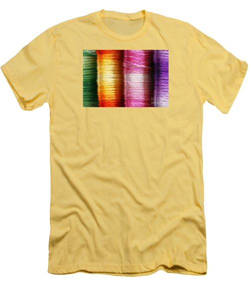 Colour Me Happy Men's T-Shirt (Athletic Fit)