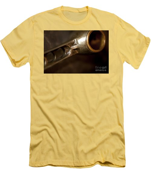 Connecting Rods Indian Scout Racer Men's T-Shirt (Athletic Fit)