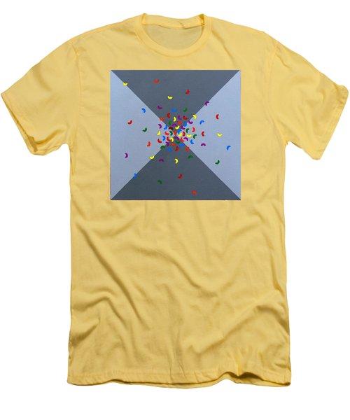 Cool Beans 4 Men's T-Shirt (Athletic Fit)