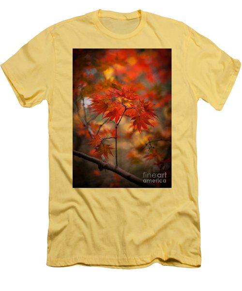 Crown Of Fire Men's T-Shirt (Athletic Fit)