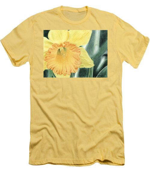 Daffodil Dayz Men's T-Shirt (Athletic Fit)