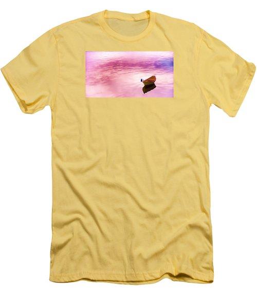 Dawns Light Reflected Men's T-Shirt (Athletic Fit)