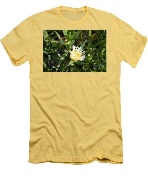 Men's T-Shirt (Athletic Fit) featuring the photograph Earth Music by Laurie L