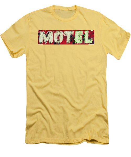 El Motel Men's T-Shirt (Athletic Fit)
